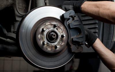 Mercedes Brake Pad Replacement