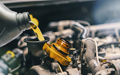 Audi Engine Oil Change