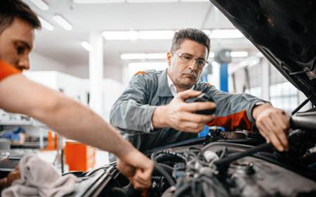 Mercedes V12 Engine Issue Check