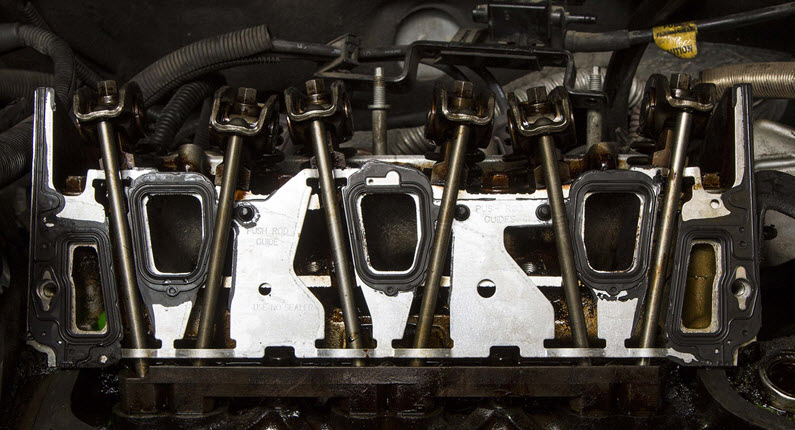 Land Rover Intake Manifold Gasket