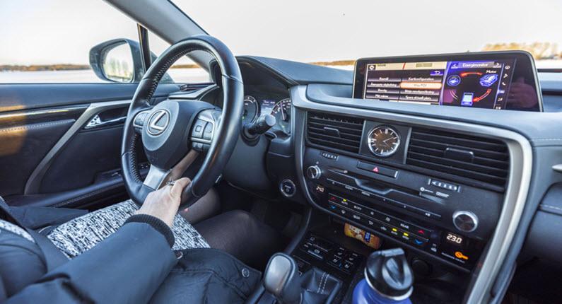 A Close Look at Drivetrain Failure in a Lexus