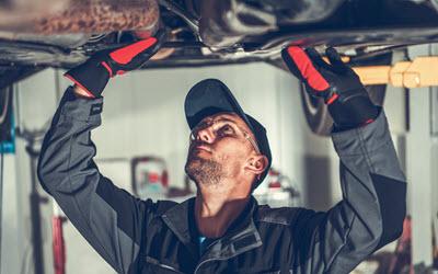 Lexus Drivetrain Repair