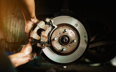Maybach Brake Maintenance